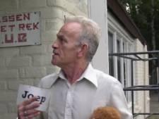 Ook bij Trinitas blijft de herinnering aan Joep Hultermans, 'De Clown' van RKSV Oisterwijk