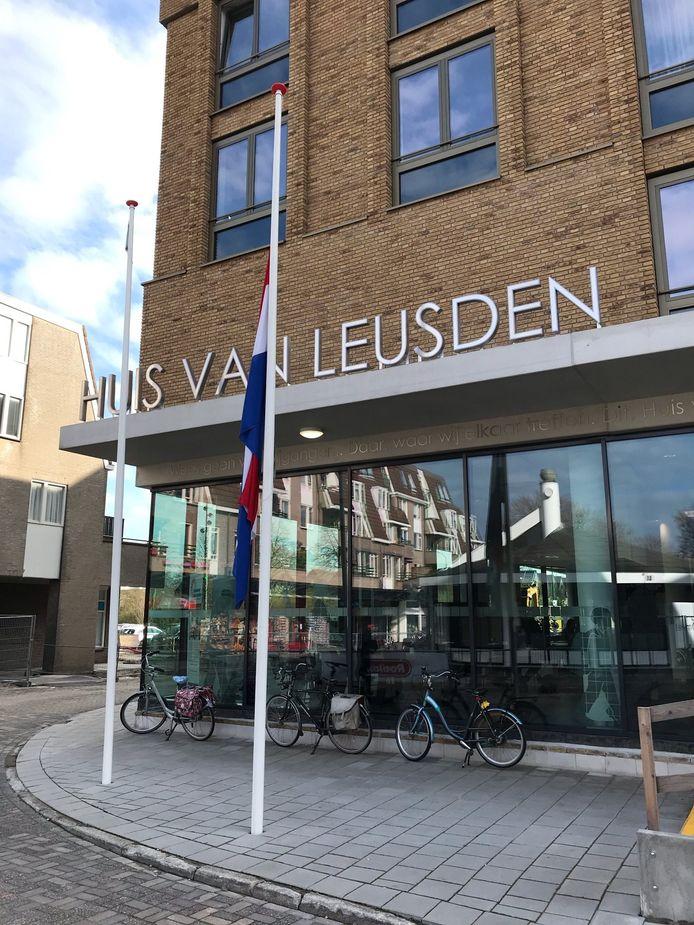 De gemeente Leusden heeft financiële problemen.
