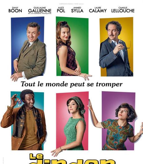 """Gagnez vos places pour l'avant-première du film """"Le dindon"""" avec Dany Boon"""