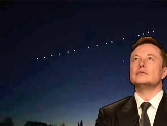 Satellietentrein van arrogante Elon Musk wekt naast bewondering ook veel kritiek