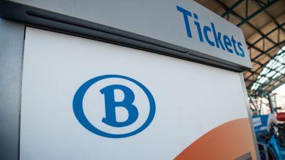 200 reizigers tijdlang vast in defecte trein: spoorverkeer tussen Halle en 's-Gravenbrakel onderbroken
