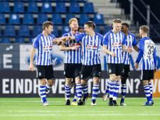 Geen vuurwerk bij FC Eindhoven, wel zege op B-garnituur Jong AZ