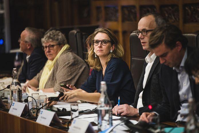 Het stadsbestuur wil Sofie Bracke mee op handelsmissie naar Israël sturen