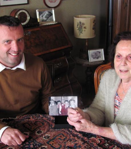 Tijdens het jagen verloren trouwring na 70 jaar gevonden