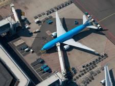 Vliegtuigen KLM zaten nog nooit zo vol