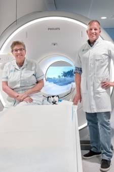 Veel minder lang in de MRI dankzij nieuwe scanner van Philips