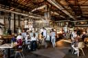 Hobenköök, markt en restaurant in één