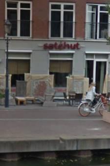 De Satéhut in Breda failliet, inboedel wordt geveild