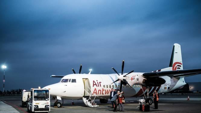 Tweede lockdown duwt Antwerpse luchthaven nog dieper: minder dan 2.000 passagiers in november