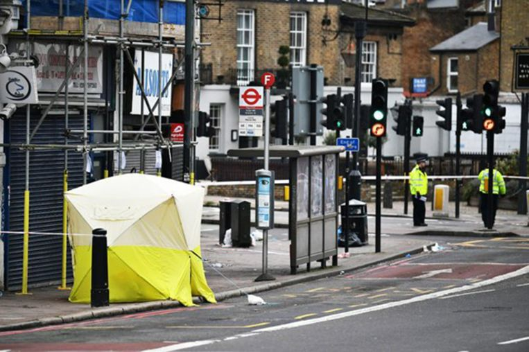 Volgens Scotland Yard is er geen link tussen de steekpartijen.