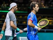 Tennisser Rojer loopt eindstrijd dubbelspel US Open mis