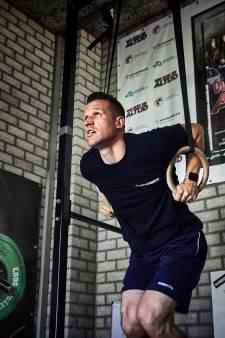 Deze brandweerman traint keihard om straks dé crossfit-kampioen van de World Police & Fire Games te worden