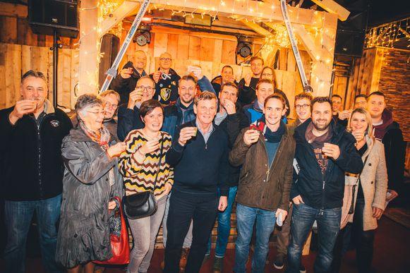 Twintig Truiense verenigingen staan opnieuw klaar om de feestvierders te ontvangen aan hun drankenstanden.