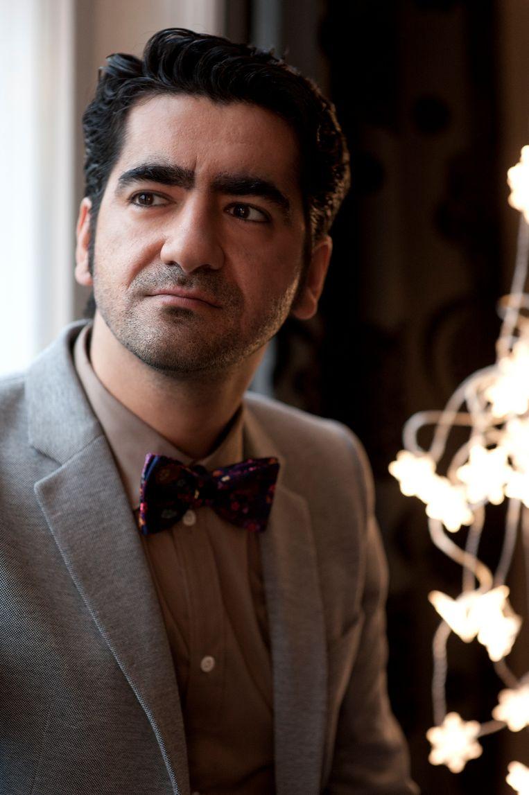 Murat Isik Beeld Liselore Chevalier