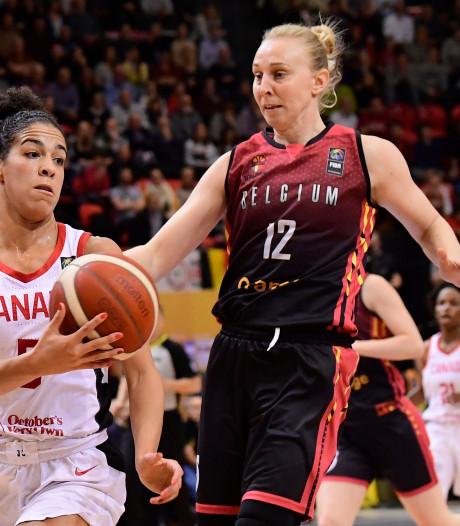 """La basketteuse Ann Wauters testée positive au Covid-19: """"Le coronavirus m'a solidement touché"""""""