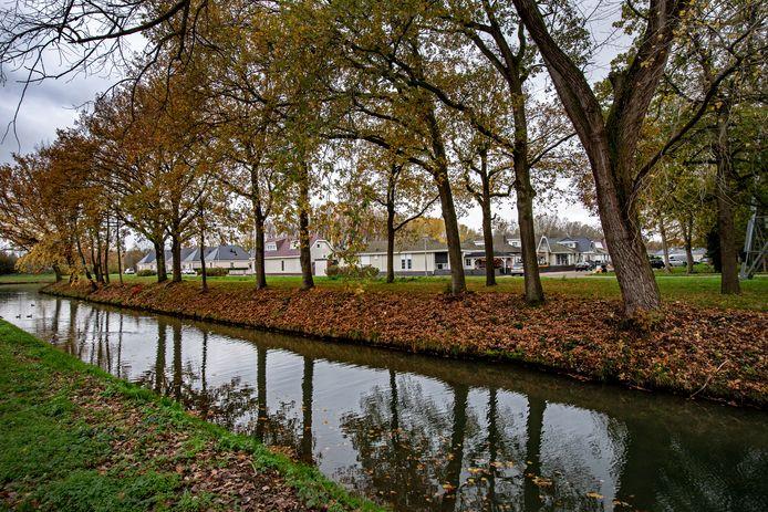 Woonwagenkamp Teersdijk.