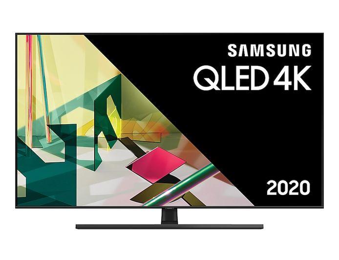 "Samsung QLED Series Q70T 55"""