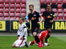 Werner tegen Mainz dit seizoen: twee hattricks én drie assists