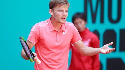 Organisatie European Open haalt David Goffin in oktober naar Antwerpen - Cornet vrijgesproken voor gemiste dopingcontroles