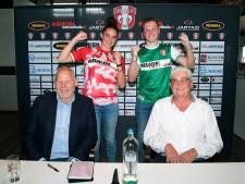 Slagvaardig FC Dordrecht presenteert hoofdsponsor en nieuwe samenwerking