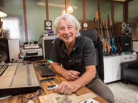Eendagsvlieg Toon van den Berg van rockband Hollander: 'Ik hoef niet zo nodig wereldberoemd te worden'
