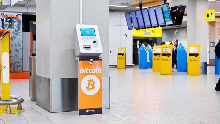 Schiphol is naar eigen zeggen de eerste Europese luchthaven die deze dienst aanbiedt. Beeld Schiphol