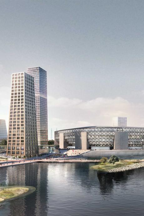 Weer vertraging voor nieuw stadion Feyenoord: nu pas in 2025 open