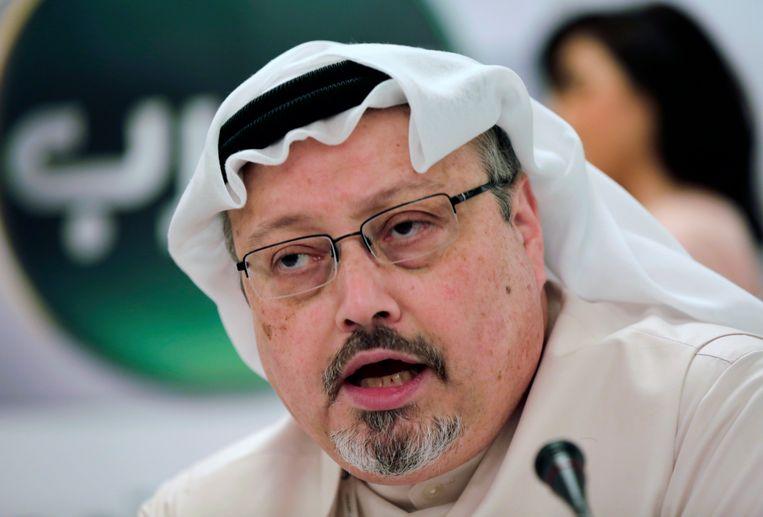 Jamal Khashoggi zou op 2 oktober zijn vermoord in het Saoedische consulaat in Istanboel.