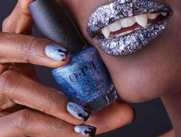 Bereid Je Voor Op Halloween Met Deze Griezelige Nail Art Style