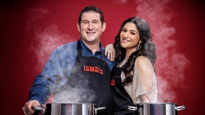 """Oude bekende uit 'The Voice' doet mee aan nieuwe 'Mijn Keuken Mijn Restaurant': """"Ooit wil ik een eigen familiezaak"""""""
