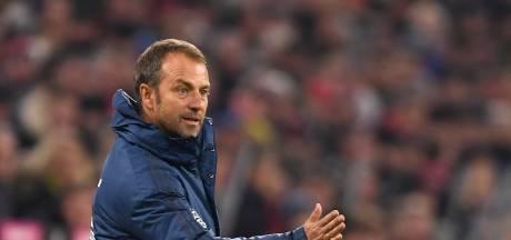 Bayern voorlopig door met interim-coach Flick