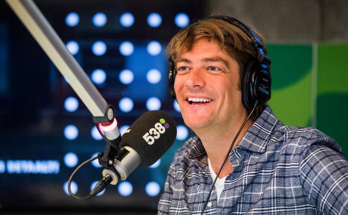 Frank Dane, presentator van de Ochtendshow bij Radio 538.