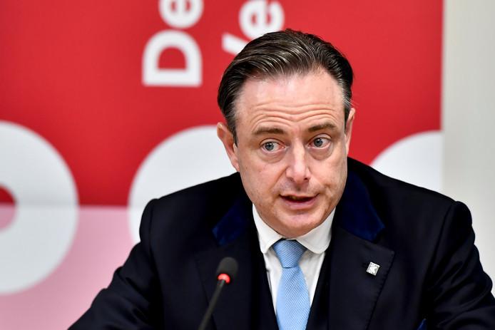 Bart De Wever, président de la N-VA.