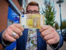 500 euro voor Armoedefonds dankzij 'zuinige week' Brouwer