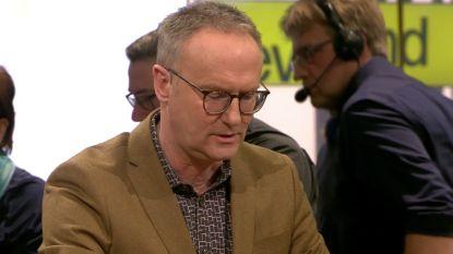 Live-uitzending 'De Zevende Dag' even onderbroken: toeschouwer onwel