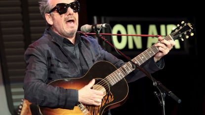 Elvis Costello breekt tournee af wegens strijd tegen agressieve kanker