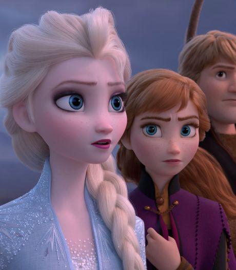 Frozen-actrice gebruikt slim trucje voor ruziënde dochters