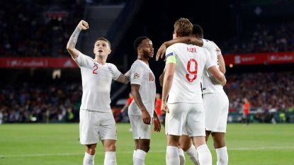 LIVE. Voorkomt Spanje na rust een blamage tegen Engeland?
