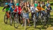 Fietstelsysteem om scholieren op de fiets te krijgen