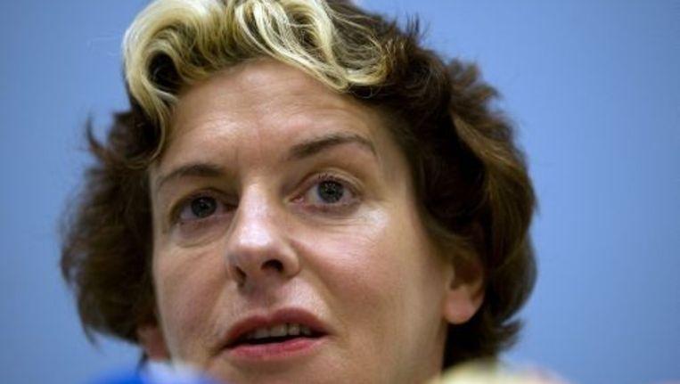 CDA-Kamerlid Gerda Verburg. © anp Beeld null