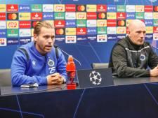 Le Club de Bruges vise la tête de son groupe