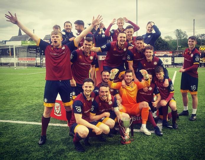 L'équipe de Cardiff Met FC