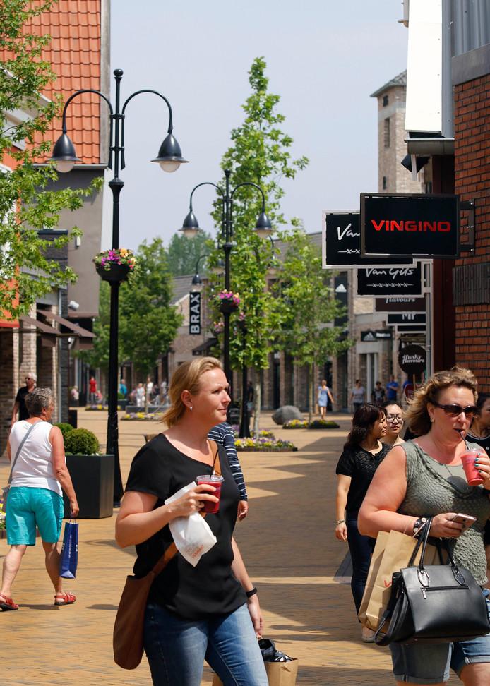 Designer Outlet Roosendaal.