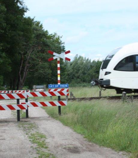 Spoorovergang Greversweg blijft nog even open