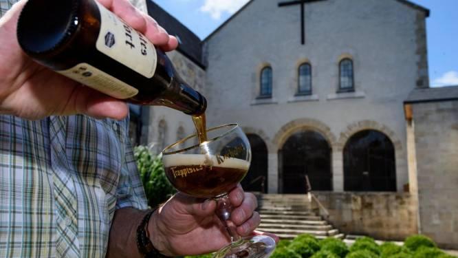 Kalk versus bier in Rochefort: paters van abdij lopen opnieuw blauwtje