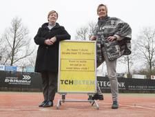 Tekort aan vrijwilligers bij Tennisclub Holten