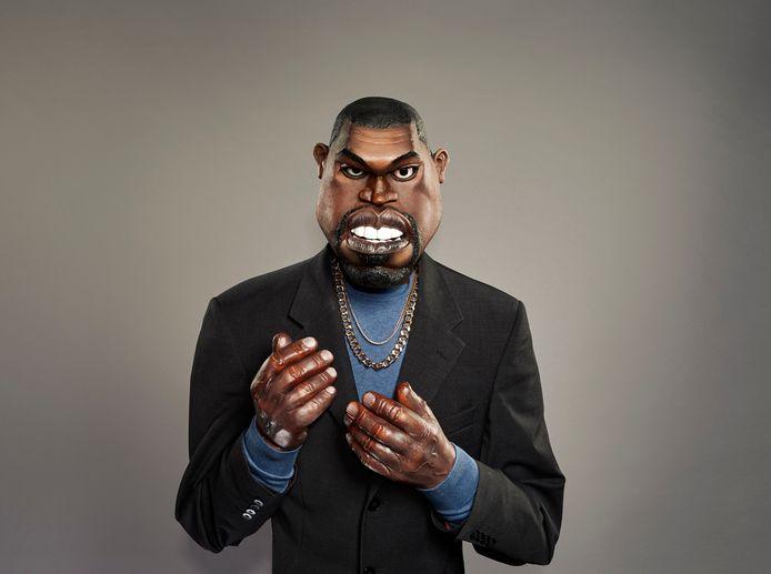 Spitting Image - Kanye West