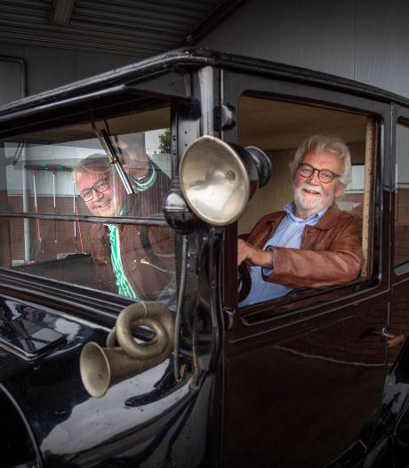 Per T-Ford naar Borculo, net als opa Jantje na de windhoos van 1925