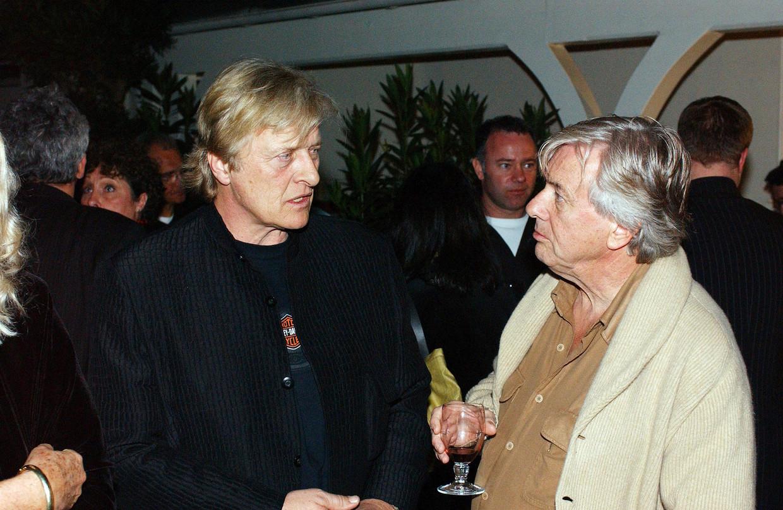 Rutger Hauer & Paul Verhoeven te gast op het feestje bij de Nederlandse Consul in L.A.