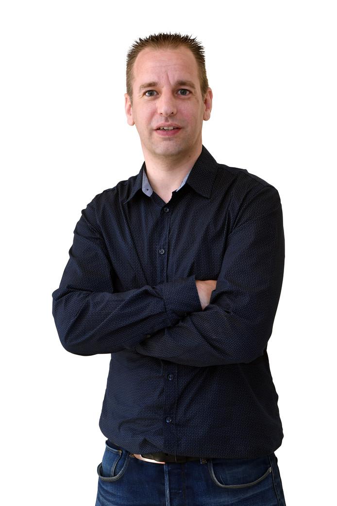 André Trompers, hoofdredacteur BN de Stem.